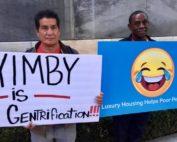 YIMBYs want gentrification and luxury housing