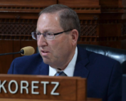 Los Angeles City Councilmember Paul Koretz slams SB 9, SB 10 and SB 478 upzoning bills that destroy existing neighborhoods to build luxury housing with no affordable units.